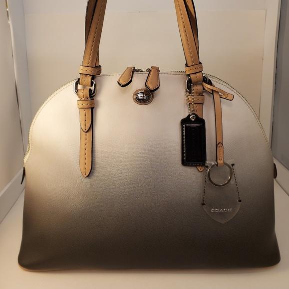 Coach Handbags - Ombre Domed Satchel - Coach